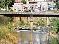 Velhas river