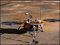 Phoenix, Nasa/JPL