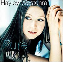 Westenra 'Pure' album cover