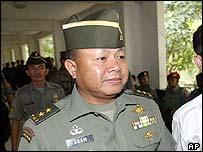 Maj. Gen. Adam Damiri