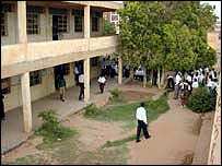 school in Khartoum