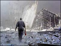 Aftermath of 11 September attacks