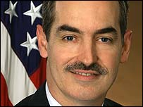 US Assistant Secretary for International Security Policy, J D Crouch (Department of Defense photo)