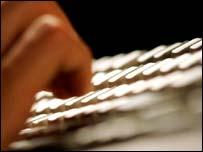 Computer keyboard, Eyewire