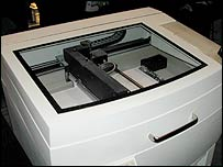 Z Corporation printer