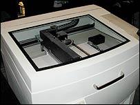 Z Corporation printer