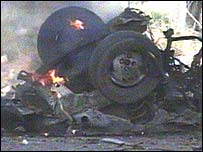 Car bomb blast in Baghdad
