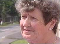 Bea Worton, mother of Kingsmill victim