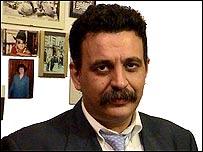 Gustavo Morales, de la revista Defensa