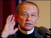 Reverend Gene Robinson