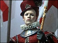 Glenda Jackson as Elizabeth R
