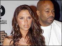 Victoria Beckham and Damon Dash