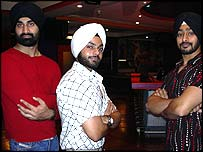 Sikh models