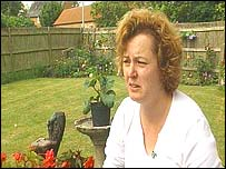 Wayne Jowett's mother Stella Brackenbury