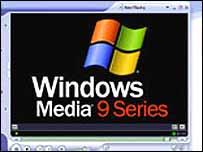 Reproductor multimediático de Windows