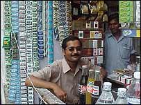 Pradeep Kumar Jain, a shop owner