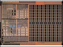 AMD's Athlon 64 chip, AMD