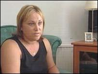 Anita Coombes, daughter