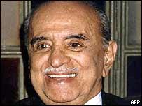 Roberto Marinho in 1993
