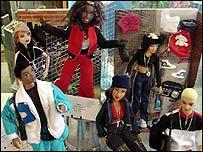 Mattel Flava dolls