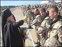 جيش الصليب على ارض الخليج