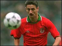 Ian Rush is one of the 22 Wales players to be honoured