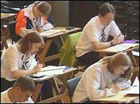 Exam league tables will be scrapped