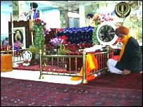 Service at Dharamsal