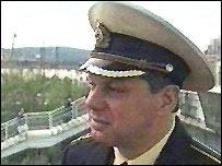 Oleg Adamov, K-19 captain 1997-2001
