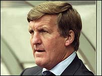 Former Blackburn boss Ray Harford