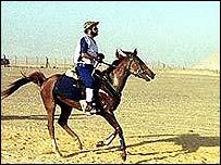 Dubai's Crown Prince Mohammed bin Rashid Al Maktoum