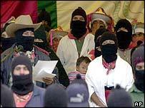 Zapatista commanders