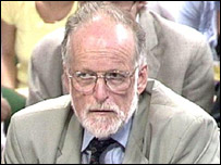 Weapons adviser Dr David Kelly