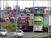 Gateshead convoy