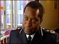 Mike Fuller, Kent Police chief constable