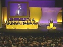 The SNP party conference