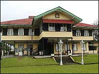 Old Residency in Calabar
