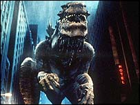 Godzilla, Press Association