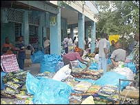 Kisutu market