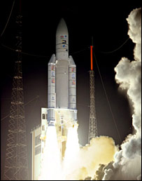 Launch, Esa