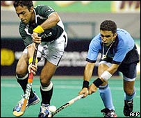 India-Pakistan hockey final in Kuala Lumpur