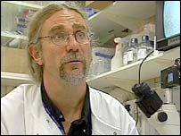 Dr Stephen Minger, BBC