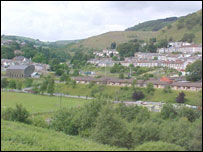 Cwmsyfiog, New Tredegar