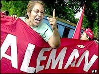 Aleman supporters
