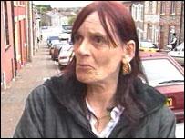 Neighbour Patricia Hawkins