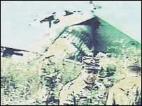 Гигантский транспортный вертолет Ми-26 был сбит в Чечне в агусте 2002 года