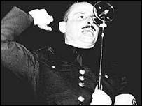Sir Oswald Mosley