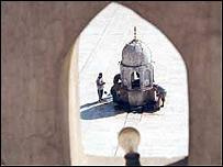Mezquita en Egipto