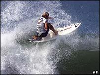 Surfer Glyndyn Ringrose, AP