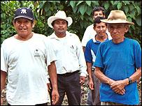 Cafetaleros de San Juan Bosco de Chuxnab�n, Oaxaca